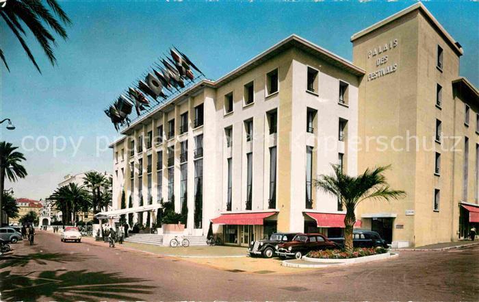 AK / Ansichtskarte Cannes Alpes Maritimes Palais des Festivals Kat. Cannes