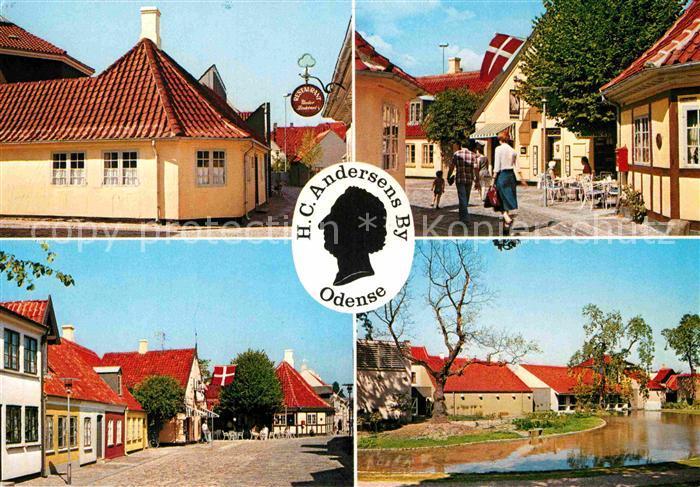 AK / Ansichtskarte Odense Stadtansichten  Kat. Odense