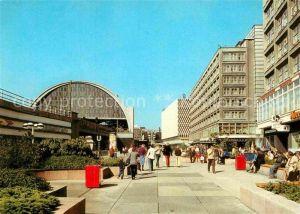 AK / Ansichtskarte Berlin Hauptstadt der DDR Bahnhof Alexanderplatz Kat. Berlin