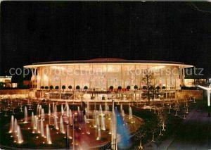 AK / Ansichtskarte Bruessel Bruxelles Der Pavillon der USA bei der Weltausstellung Kat.