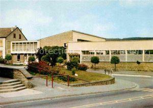 AK / Ansichtskarte Grosbliederstroff Mairie et Ecole de Garcons  Kat. Grosbliederstroff