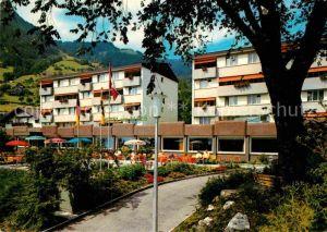 AK / Ansichtskarte Gersau Vierwaldstaettersee Hotel Des Alpes Kat. Gersau