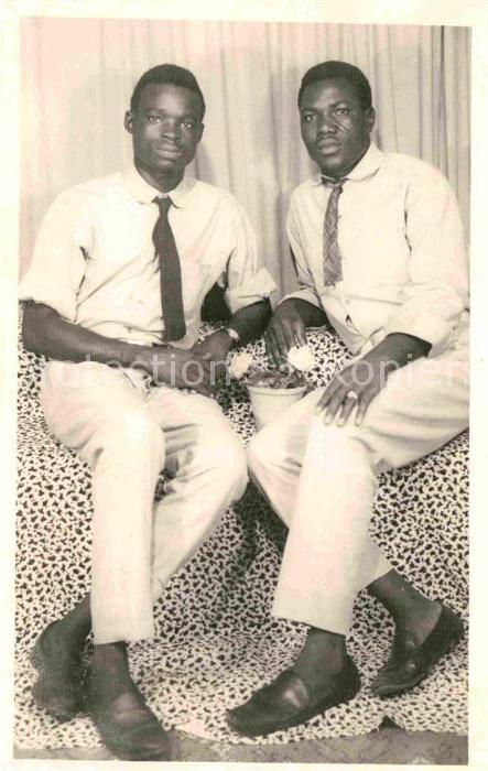 AK / Ansichtskarte Accra Portraitaufnahmen Kat. Accra