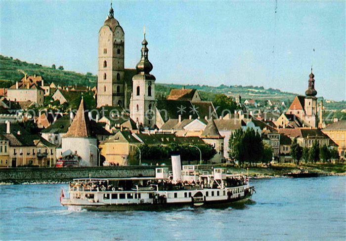 AK / Ansichtskarte Stein Donau Kirche Kat. Krems an der Donau