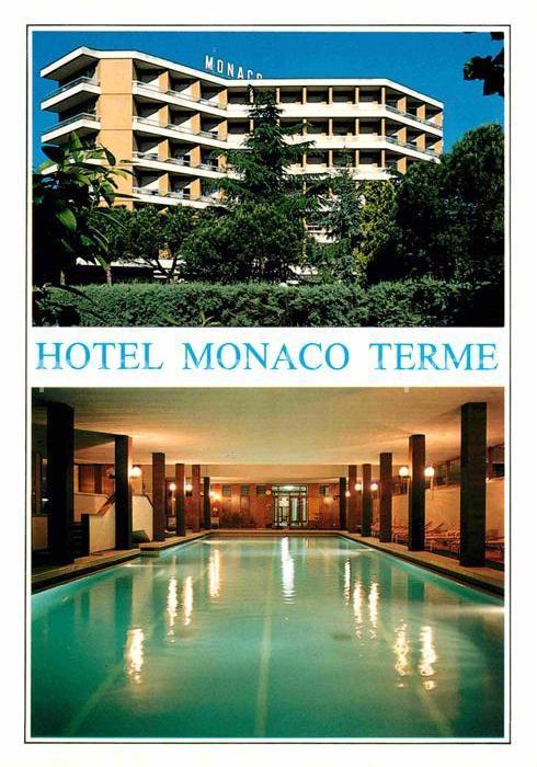 AK / Ansichtskarte Monaco Hotel Monaco Terme Kat. Monaco