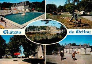 AK / Ansichtskarte Reine de Bretagne Sainte Chateau du Deffay Kat. Sainte Reine de Bretagne