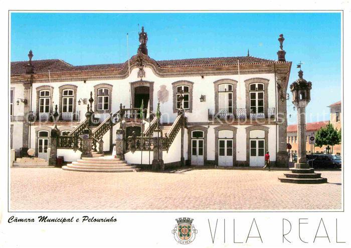 AK / Ansichtskarte Portugal Vila Real Kat. Portugal