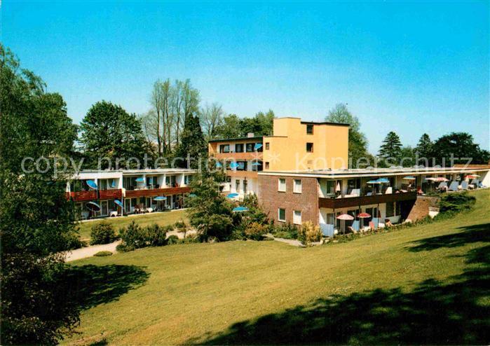 AK / Ansichtskarte Malente Gremsmuehlen Kurhotel Landhaus am Holzberg  Kat. Malente