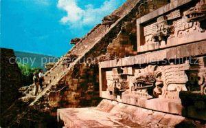 AK / Ansichtskarte Teotihuacan Praehistorische Ruinenstadt Kat. San Juan Teotihuacan Mexiko