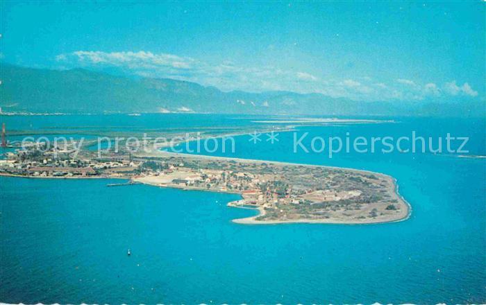 AK / Ansichtskarte Port Royal Jamaika Aerial view