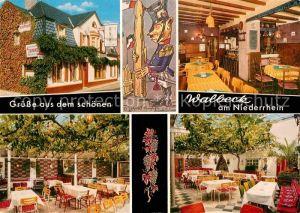AK / Ansichtskarte Walbeck Rheinland Gaststaette Haus Schopmans  Kat. Geldern