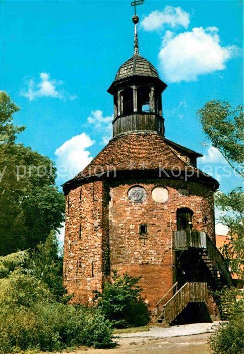 AK / Ansichtskarte Lauenburg Elbe Schlossturm Kat. Lauenburg  Elbe