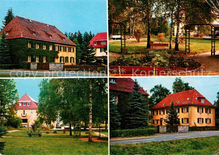 AK / Ansichtskarte Silberbach Eger Erholungsheim Haus Silberbach  Kat. Selb