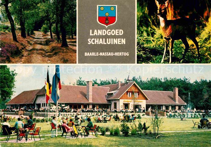AK / Ansichtskarte Baarle Nassau Landgut Schaluinen