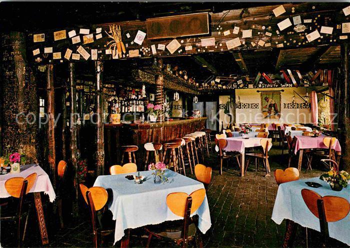 AK / Ansichtskarte Zell See Blaickners Sonnalm Restaurant Berghotel Kat. Zell am See