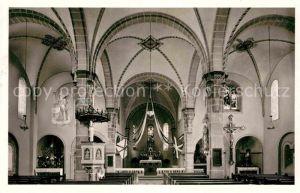 AK / Ansichtskarte Siershahn Pfarrkirche Herz Jesu Kat. Siershahn