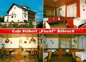 AK / Ansichtskarte Boebrach Cafe Stueberl Fischl  Kat. Boebrach