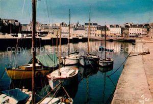 AK / Ansichtskarte Vannes Le Port Hafen Kat. Vannes