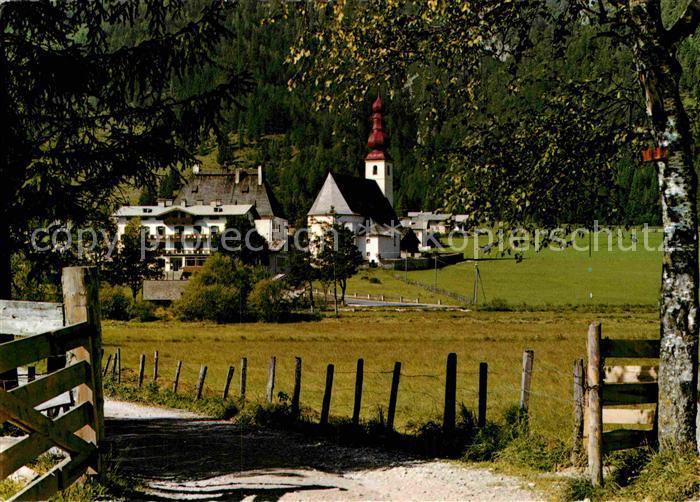 AK / Ansichtskarte St Ulrich Pillersee  Kat. St. Ulrich am Pillersee