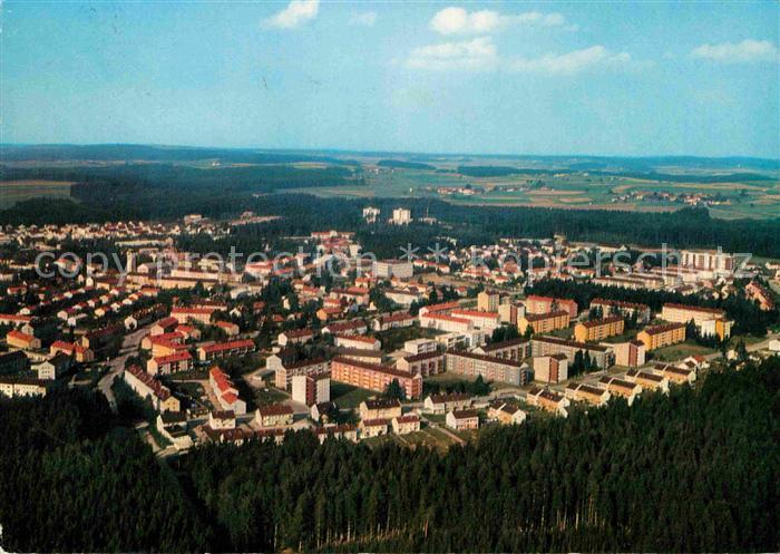 AK / Ansichtskarte Traunreut Fliegeraufnahme Kat. Traunreut