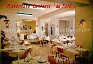 AK / Ansichtskarte Gela Ristorante Centrale da Toto