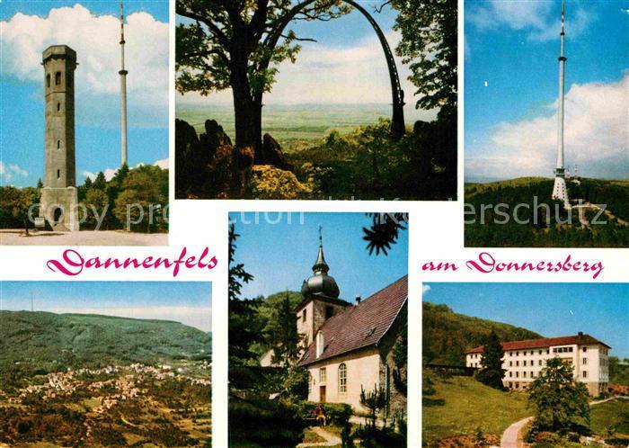 AK / Ansichtskarte Dannenfels Donnersberg  Kat. Dannenfels