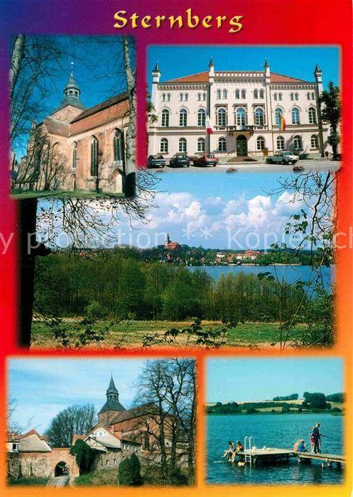 AK / Ansichtskarte Sternberg Mecklenburg  Kat. Sternberg Mecklenburg