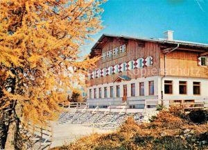 AK / Ansichtskarte Velika Planina Hotel Simnovec