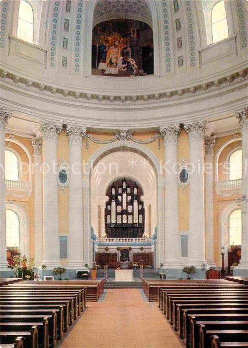AK / Ansichtskarte St Blasien Basilika Inneres Kat. St. Blasien