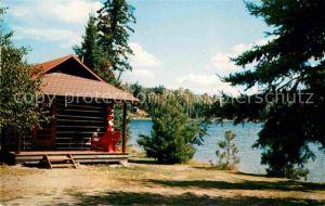 AK / Ansichtskarte Ontario Canada Killarney Lodge on Lake of Two Rivers Kat. Kanada