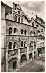 AK / Ansichtskarte Konstanz Bodensee Rathaus Kat. Konstanz