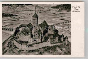 AK / Ansichtskarte Weinsberg Burg Weibertreu Kat. Weinsberg