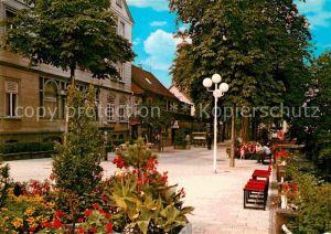 AK / Ansichtskarte Bad Harzburg Partie in der Innenstadt Kat. Bad Harzburg