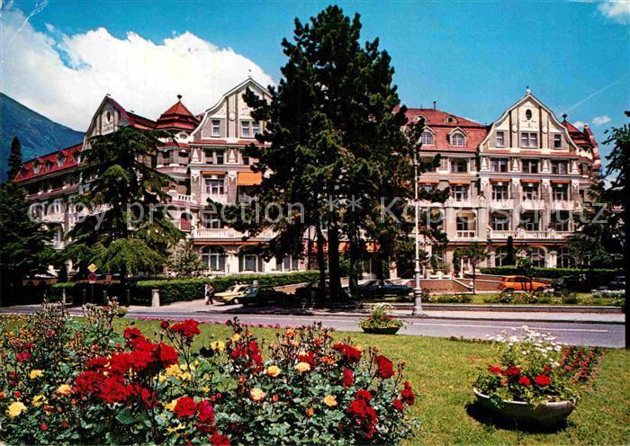 Grand Hotel Emma Meran
