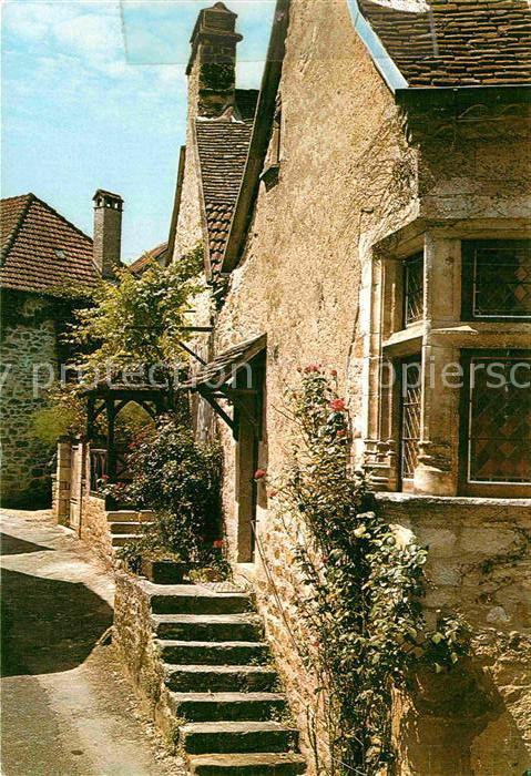 AK / Ansichtskarte Carennac Vieille maison Kat. Carennac