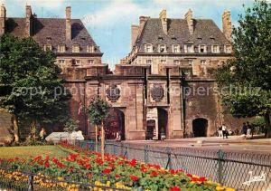 AK / Ansichtskarte Saint Malo Ille et Vilaine Bretagne La Porte Saint Vincent Kat. Saint Malo