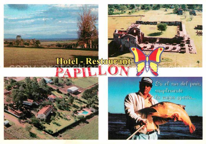 AK / Ansichtskarte Paraguay Hotel Papillon Kat. Paraguay