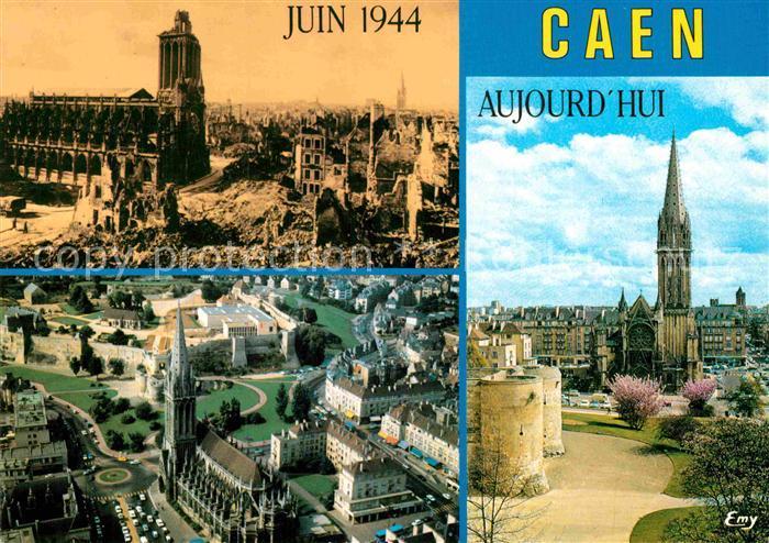 AK / Ansichtskarte Caen Quartier Saint Pierre Kat. Caen