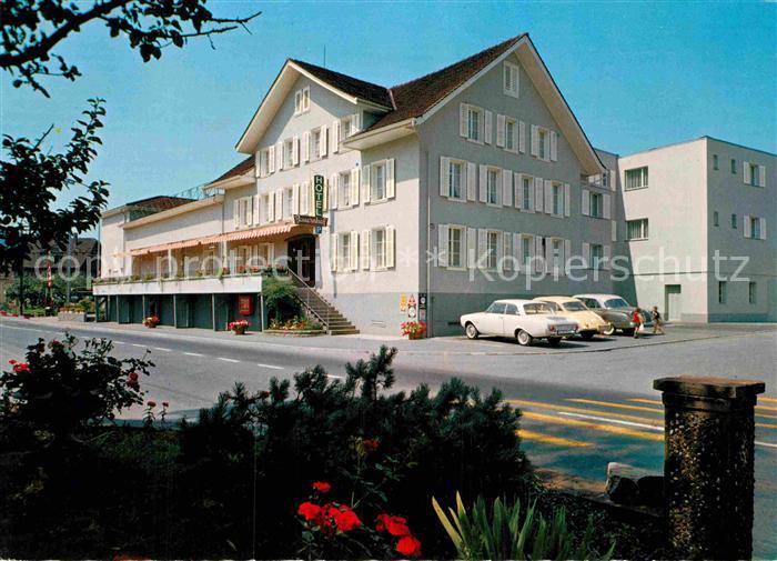 AK / Ansichtskarte Rotkreuz Hotel Restaurant Bauernhof Kat. Rotkreuz