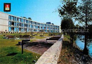 AK / Ansichtskarte Lourdes Hautes Pyrenees Centre Ste. Bernadette  Kat. Lourdes