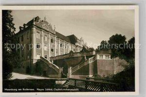 AK / Ansichtskarte Meersburg Bodensee Neues Schloss Kat. Meersburg