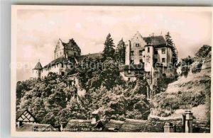 AK / Ansichtskarte Meersburg Bodensee Altes Schloss  Kat. Meersburg