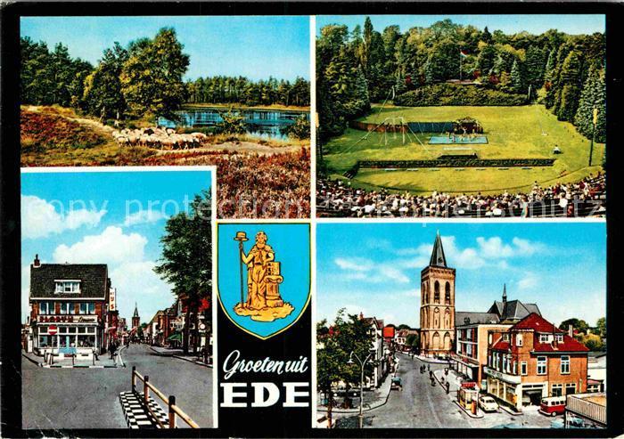 AK / Ansichtskarte Ede Netherlands  Kat. Ede