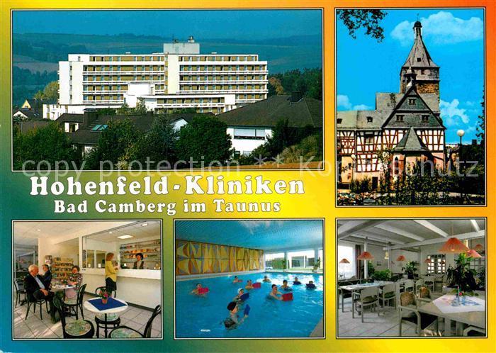 bad camberg hohenfeld kliniken speisesaal bewegungsbad kirche kat bad camberg nr kn68612. Black Bedroom Furniture Sets. Home Design Ideas