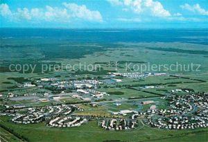 AK / Ansichtskarte Manitoba Canadian Forces Base Shilo aerial view Kat. Kanada