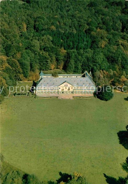 AK / Ansichtskarte Dabringhausen Haus Maria in der Aue Fliegeraufnahme Kat. Wermelskirchen