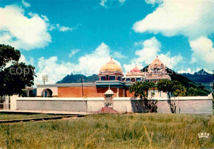 AK / Ansichtskarte Mauritius Temple Tamoul Mariamen  Kat. Mauritius