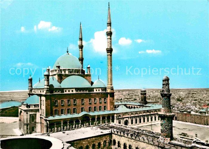 AK / Ansichtskarte Cairo Egypt Mohamed Ali Mosque Kat. Cairo