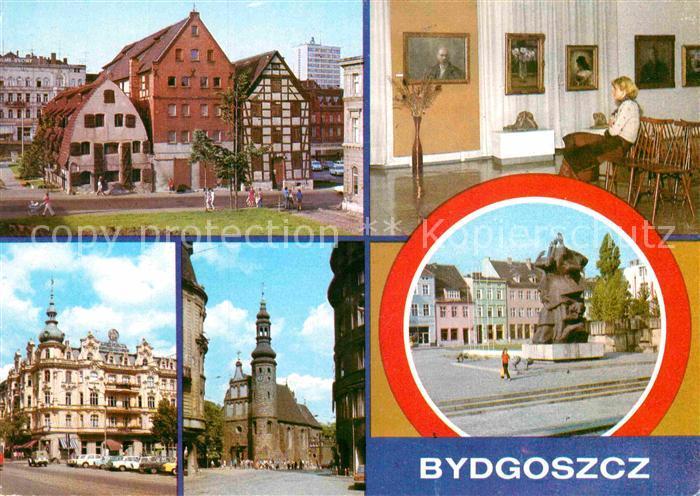AK / Ansichtskarte Bydgoszcz Pommern  Kat. Bromberg Bydgoszcz