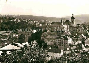 AK / Ansichtskarte Weilburg Lahn Schloss Weilburg